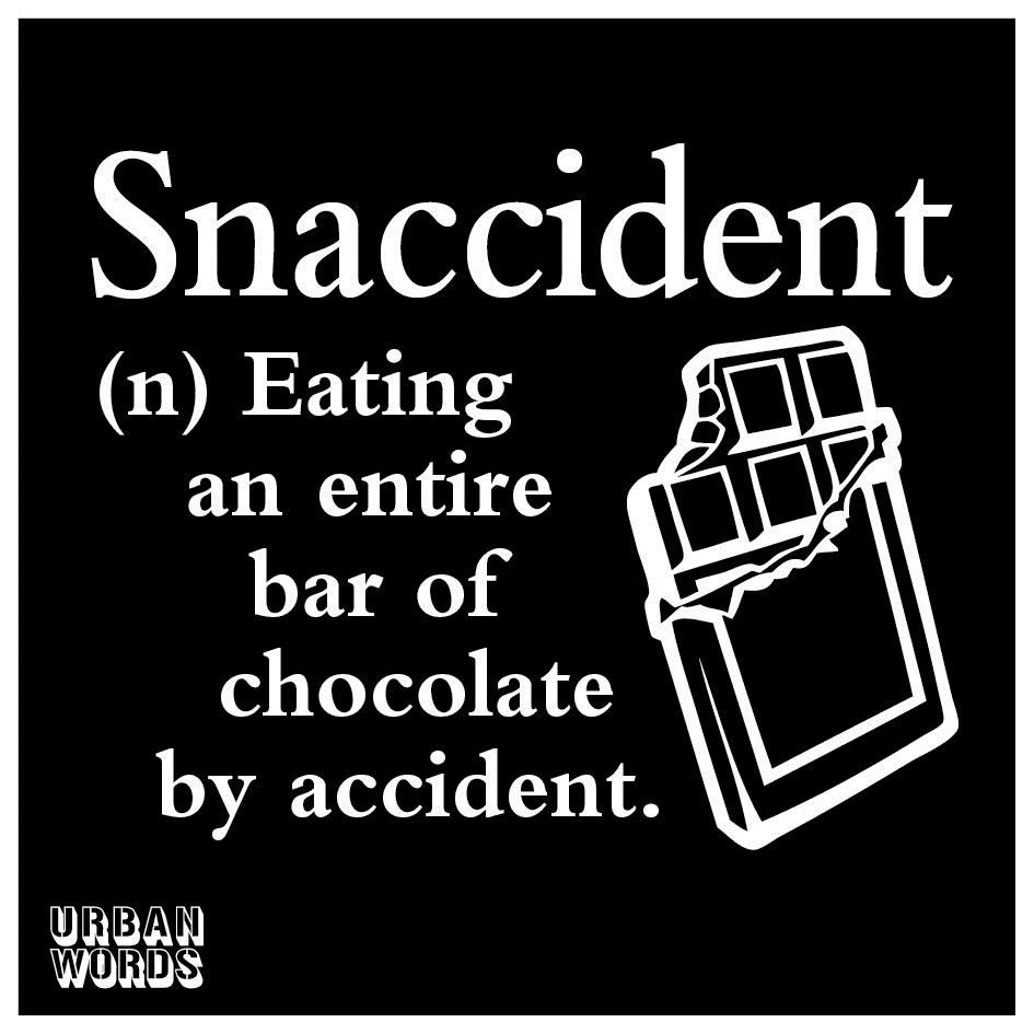 urban words snaccident
